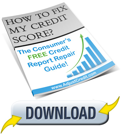 How To Fix My Credit Score - Free Download