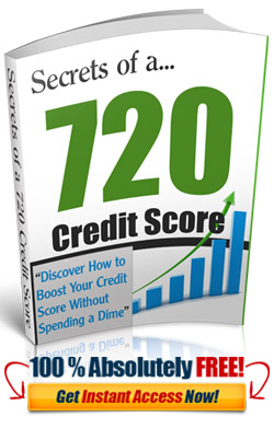 Secrets of a 720 Credit Score - Free Download